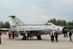 2614 MiG-21MA Czechoslovak Air Force