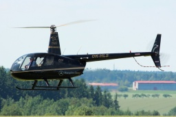 OK-HLS Robinson R44 Private