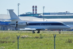 CS-DFE  Falcon 2000  NetJets Europe