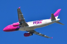 HA-LWL A320-232 Wizz Air