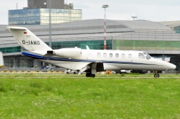 D-IAMO Cessna 525A CitationJet CJ2  Windrose Air