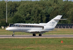 Hawker 800XP CS-DFY (NetJets Europe)