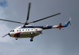 Mil Mi-8S 0836 (Czech Air Force)