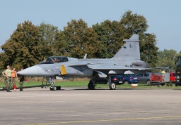 Saab JAS-39C Gripen 9237 (Czech Air Force)