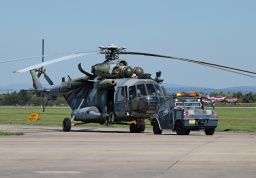 Mil Mi-171Š 9813 (Czech Air Force)