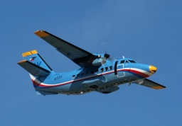 Let L-410UVP Turbolet 0731 (LOM Prague)