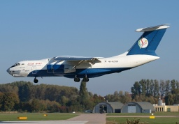 Iljušin Il-76TD-90SW 4K-AZ100 (Silk Way Airlines)