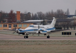 Beechcraft 300LW King Air OK-GTJ (Erwin Junker Grinding Technology a.s.)