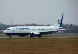 Boeing 737-8AS VQ-BSR (Orenburg Airlines)