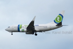 PH-XRD  B737-7K2  Transavia