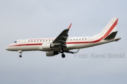 SP-LIG  ERJ170-200LR  Poland Government
