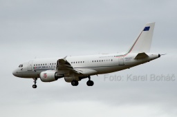 MM62243  A319-115CJ  Italian Air Force
