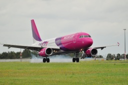 HA-LPF A320-233 Wizz Air