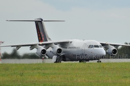 OO-DWA RJ100 Brussels Airlines
