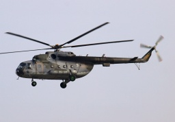 Mil Mi-17 0849 (Czech Air Force)