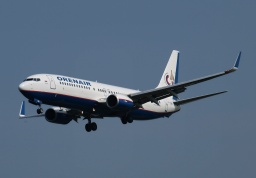 Boeing B737-86J VP-BEN (Orenburg Airlines)