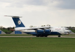 Iljušin Il-76TD 4K-AZ70 (Silk Way Airlines)
