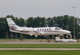 Cessna 550B Citation Bravo D-CSMB (SM Aviation Service)