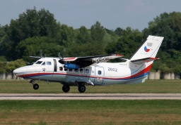 Let L-410UVP-E 2602 (Czech Air Force)