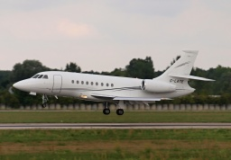 Dassault Falcon 2000EX G-LATE (Hangar 8 Management Ltd.)