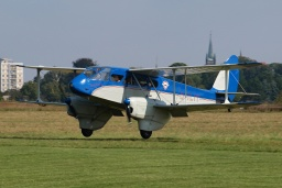 De Havilland DH-89A Dragon Rapide D-ILIT (Private)