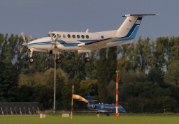 Beechcraft 300LW King Air OK-GTJ (Erwin Junker Grinding Technology)