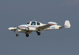 Let L-200D Morava OK-OGB (UCL - Civil Aviation Authority)