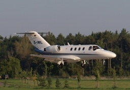 Cessna 525 Citation Jet 1 D-IWIL (Wolters)