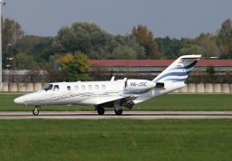Cessna 525A Citation Jet CJ2 9A-JSC (JungSky)