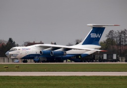 Iljušin Il-76TD 4K-AZ40 (Silk Way Airlines)
