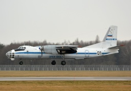 Antonov An-30B 01 (Russian Air Force)