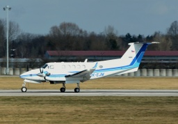 Beech 200GT Super King Air OK-EJM (Erwin Junker Grinding Technology)