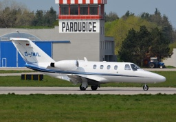 Cessna 525 Citation Jet CJ1 D-IWIL (Wolters)