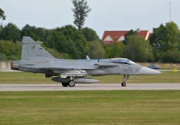Saab JAS-39C Gripen 9239 (Czech Air Force)