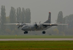 Antonov An-26 603 (Hungarian Air Force)