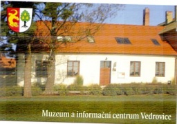 Muzeum a IC Vedrovice