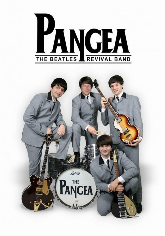 PANGEA - The Beatles - špičkový Revival Band.