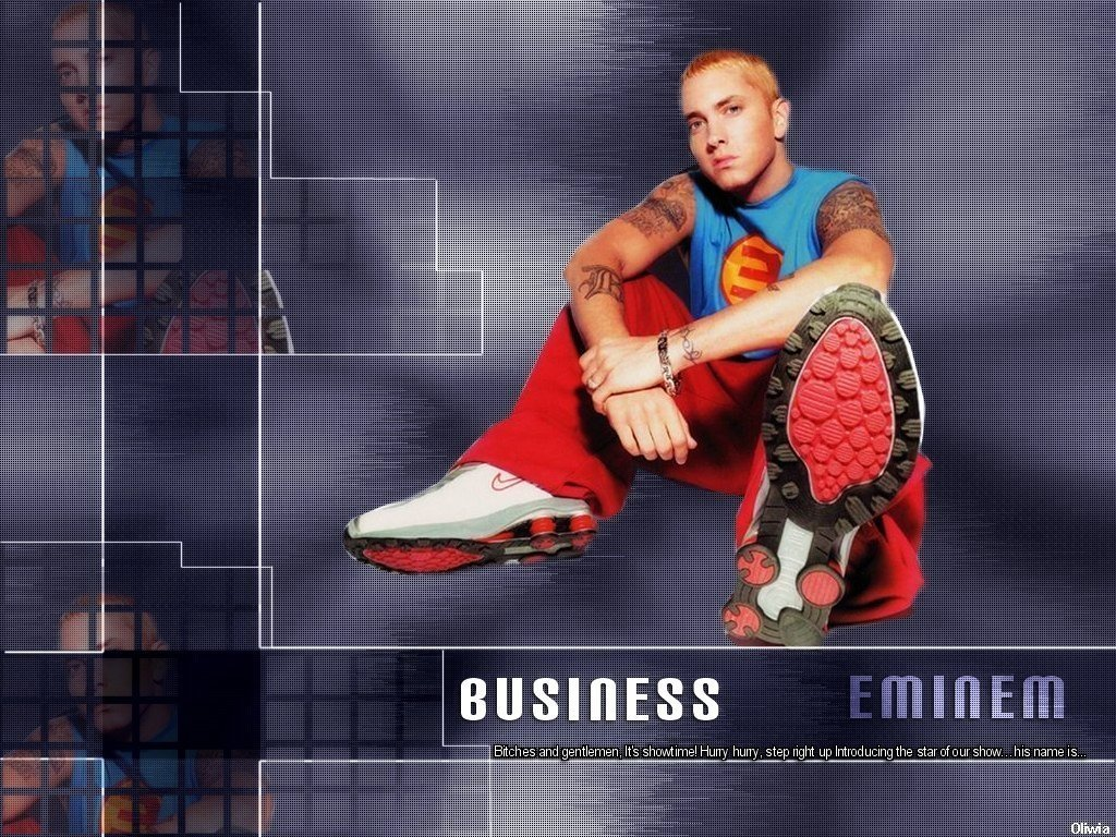 Eminem Busines