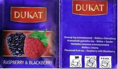 Dukat - Raspberry and Blackberry - new