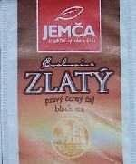 Jemča(Jemča)-Exclusive Zlatý-Black Tea I