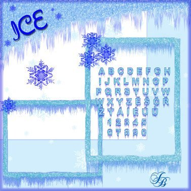 freebie kit ICE