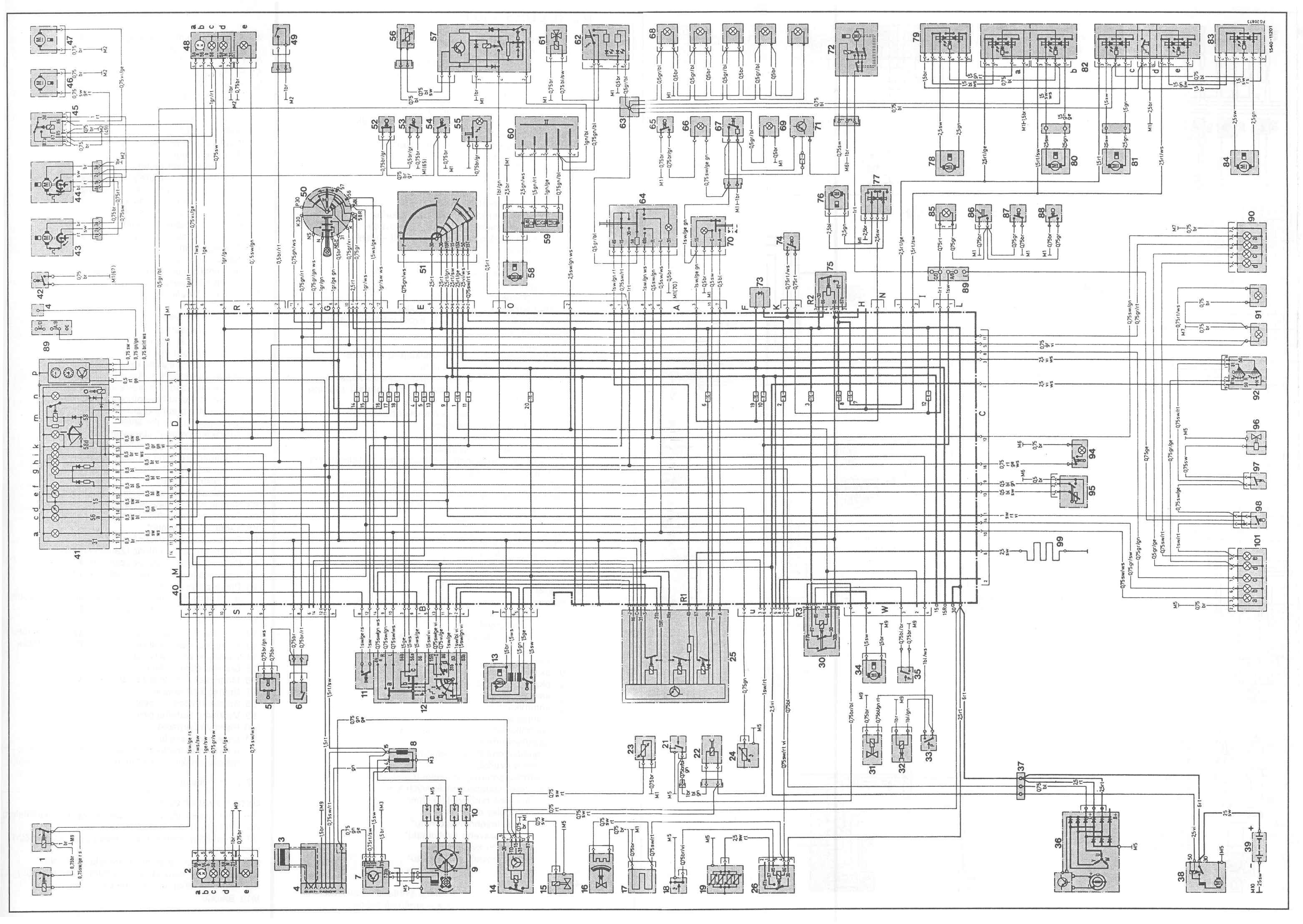 1999 C280 Wiring Diagram on 1996 vw cabrio fuse box diagram