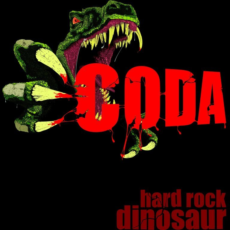 CD Hard rock dinosaur (2010)