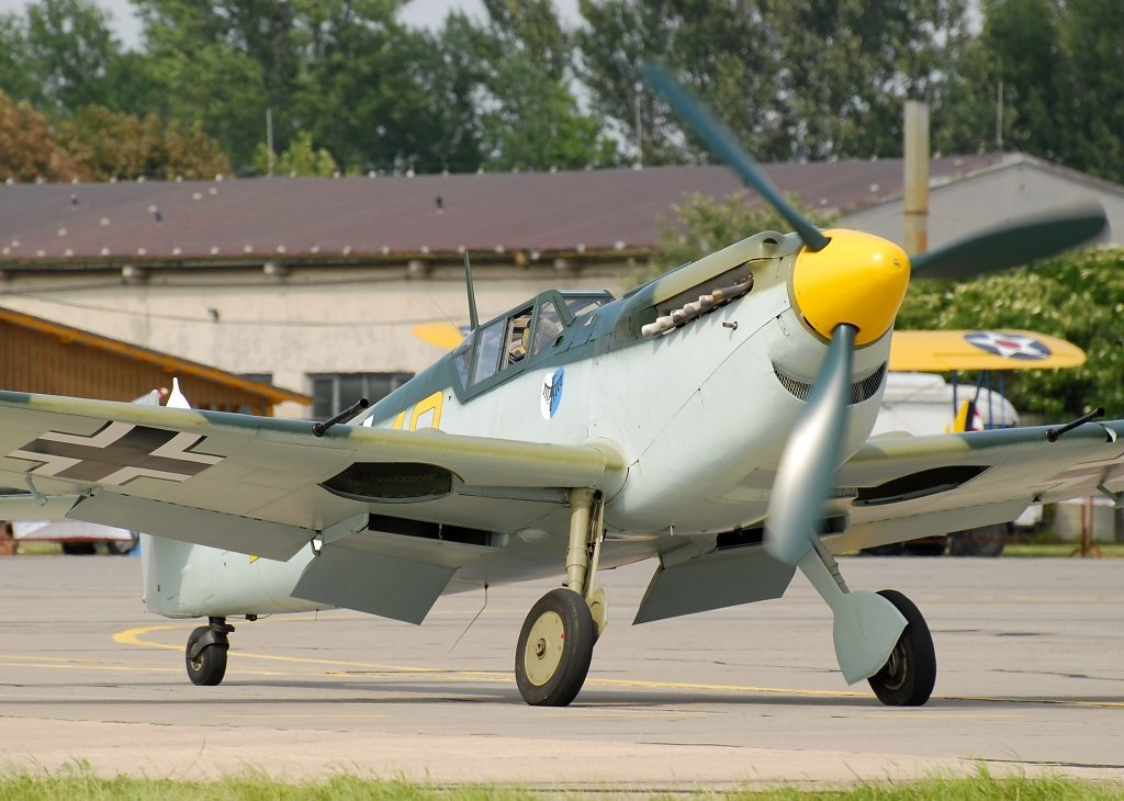 HISPANO HA-1112 M1LHISTORIC FLYING LTD