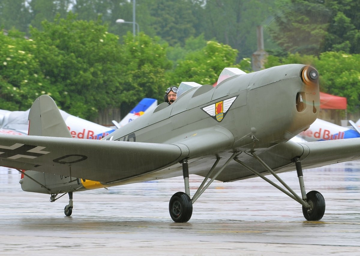Klemm 35D Private D-EQXD
