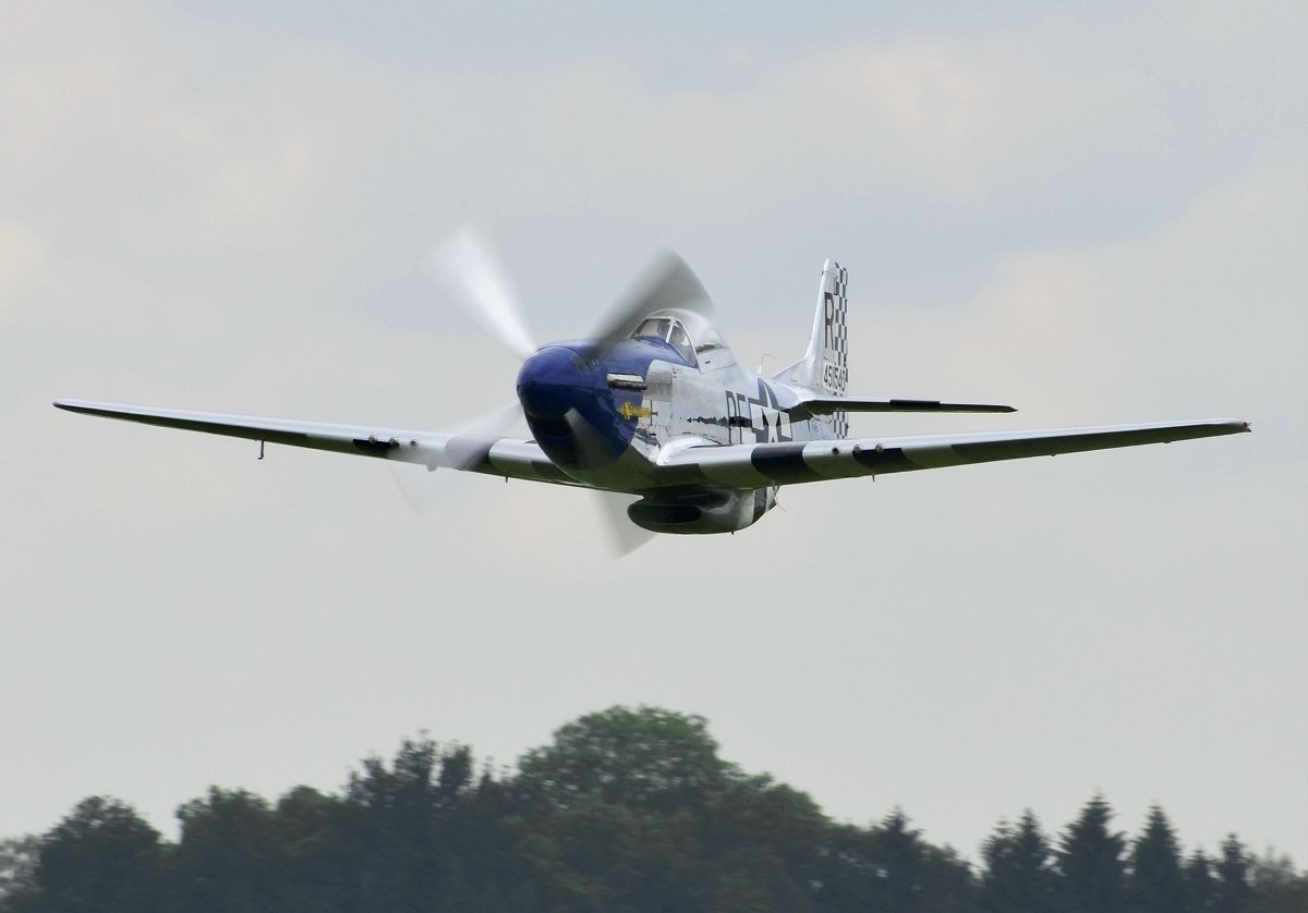 F-51D Mustang Private N151W