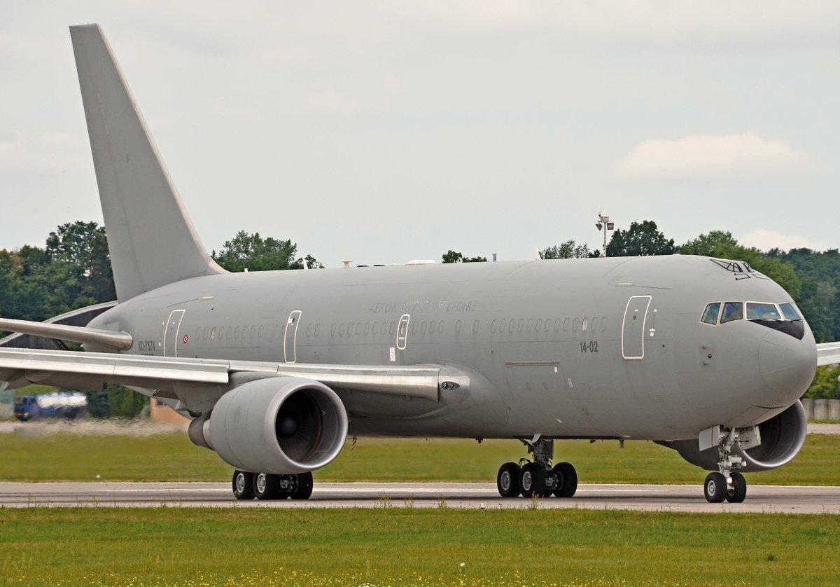 Boeing KC-767A (767-2EY/ER)Italy Air ForceMM62227