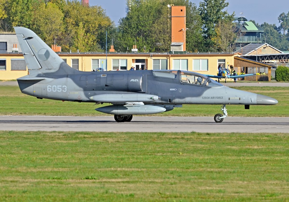 L159A   Czech Air Force   6053
