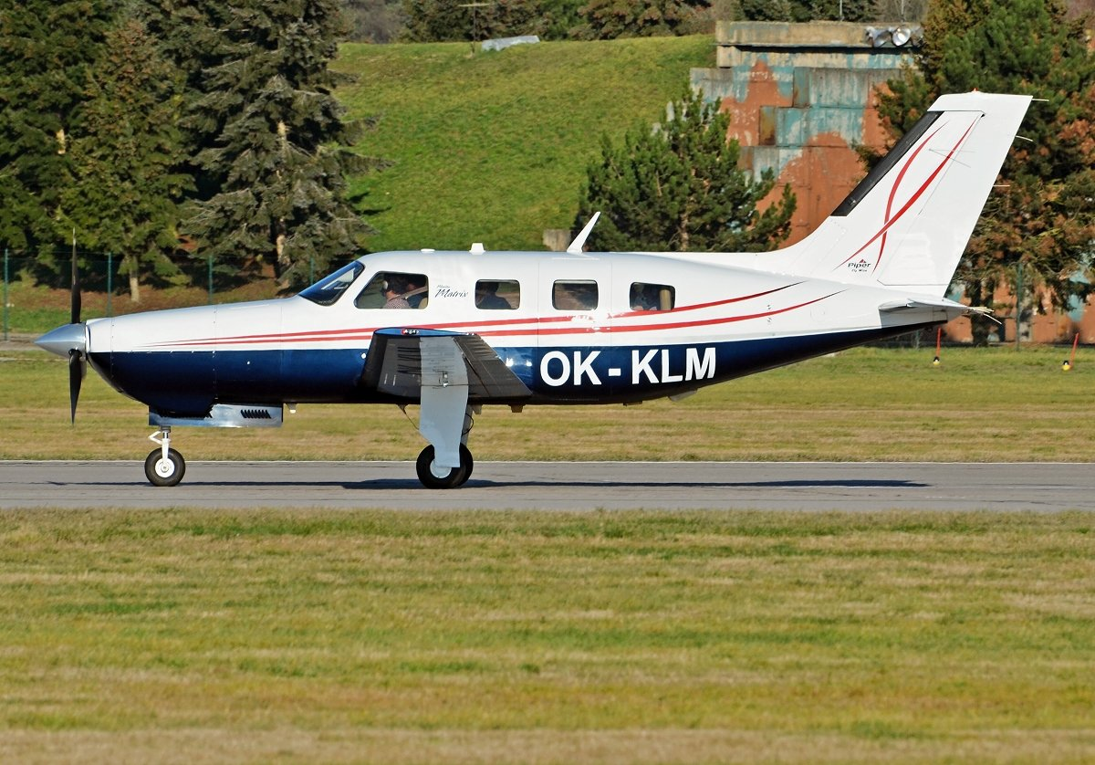 Piper PA-46R-350T Malibu Matrix Private  OK-KLM