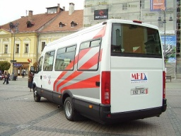IVECO DAILY CITY BUS